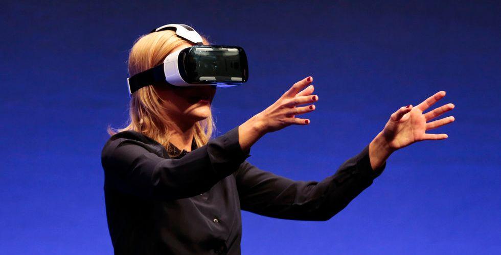 Sony lämnar in patentansökan - utmanar Samsung på mobil VR