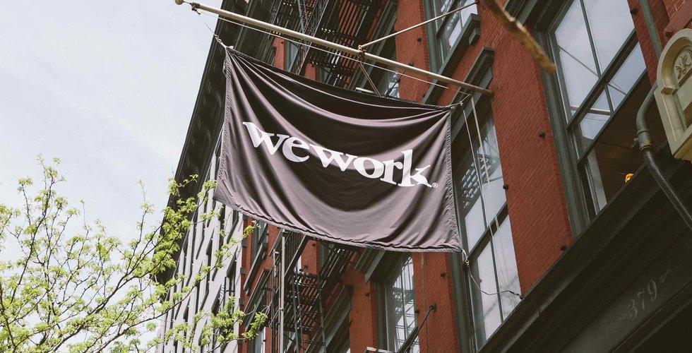 Kontorshotellet Wework dubblar intäkterna – Softbank fortsätter pumpa in miljarder