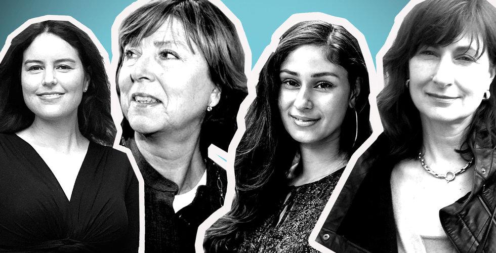Fintech-bolagen är värda över 100 miljarder – men kvinnor äger bara 0,8 procent