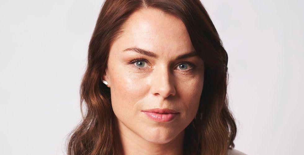 Kry-grundaren Josefin Landgårds kliver in i Byfounders