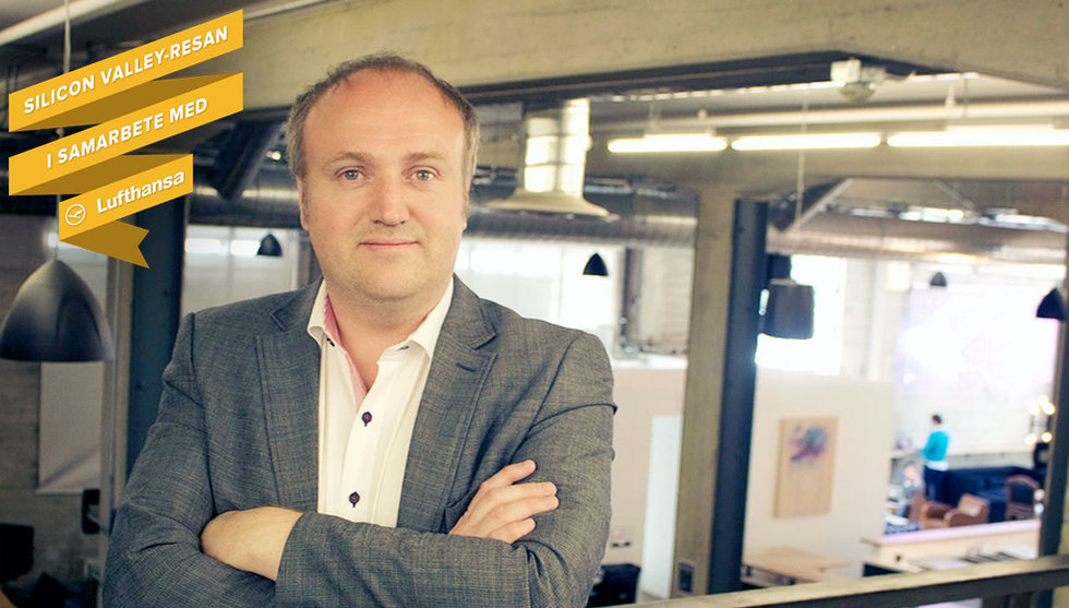 Nicolai Wadström och Bootstraplabs går all in på AI