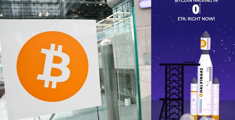 Vad är bitcoin-halveringen – och hur påverkar den dig?