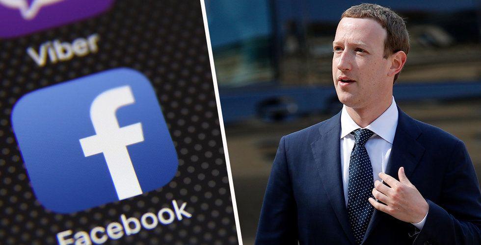 Facebooks nya satsning – sektion med lokala nyheter