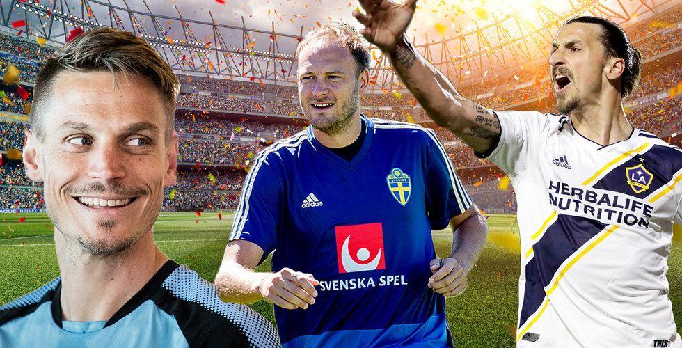 VM-premiär för Sverige – här är spelarna (och domaren!) som investerar i tech