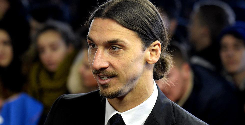 Vinsten faller kraftigt i Zlatans bolag – från 90 till 33 miljoner