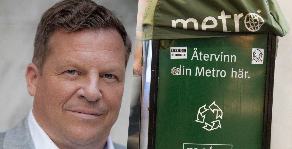 Metro ska bli en debattsajt – där du ska betala för att få debattera
