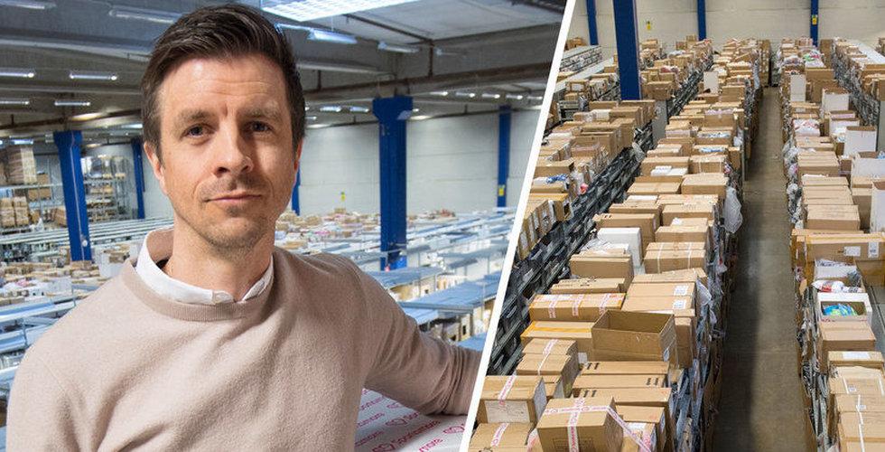 Sportamores vd Johan Ryding lämnar – ersätts av Henrik Martin