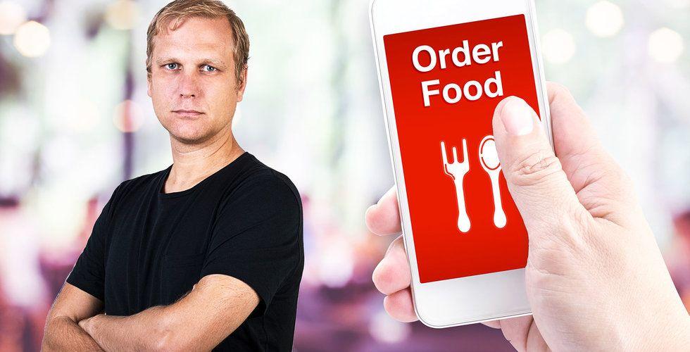 "Stefan Lundell: ""Nu hotar svältdöden Stockholms alla mat-appar"""