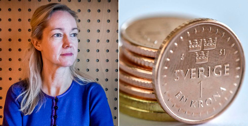 Riksbanken: Så kan en svensk e-krona se ut