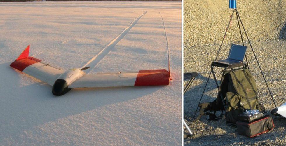 Drönarbolaget Smartplanes från Skellefteå landar order – från den amerikanska armén