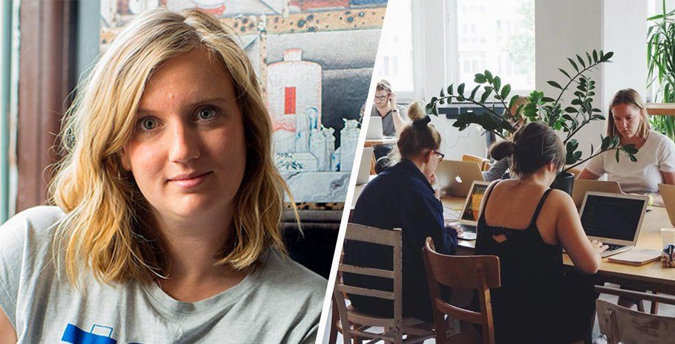 Initiativet Tjejer Kodar i samarbete med flera tunga techbolag
