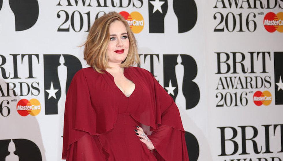 Efter sju månader – nu släpps Adeles nya album på Spotify