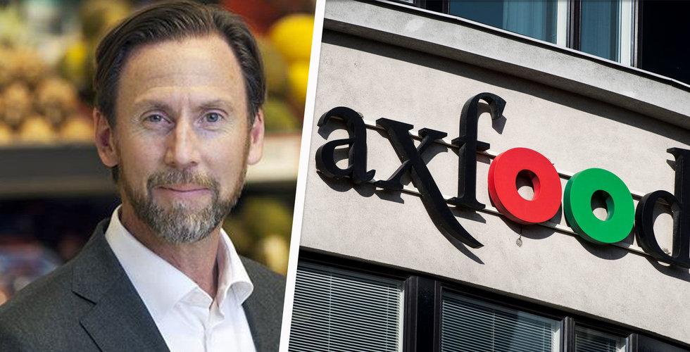 """E-handeln tynger Axfood men: """"Har haft en väldigt fin tillväxt"""""""