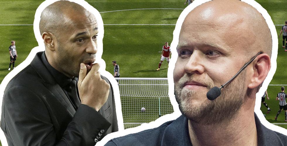 """Daniel Ek har kontaktat Arsenals ägare: """"De måste lyssna"""""""