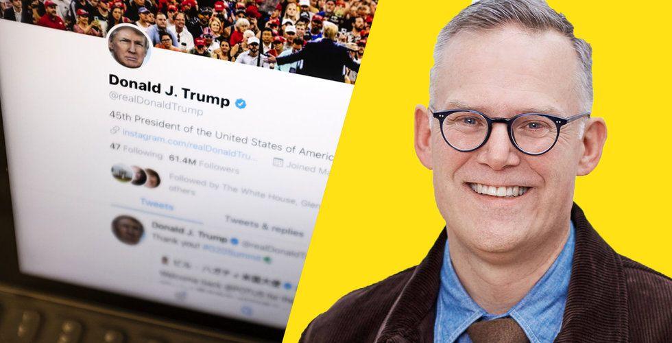 Thomas Backteman: Trump är äkta – kanske borde näringslivet se och lära av honom?
