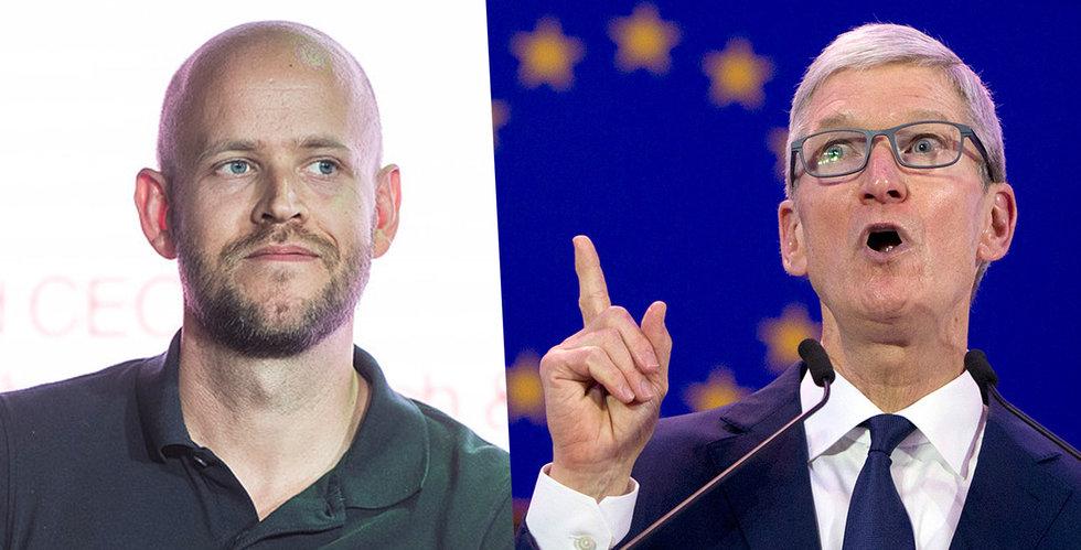 Spotify anmäler Apple till EU – här är Daniel Eks kravlista