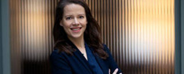 Aurore Belfrage om det oväntade karriärbytet: Därför blev jag lärare (ett tag)