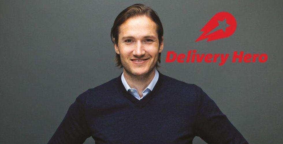 Delivery Hero säljer sin matleveransverksamhet i Tyskland