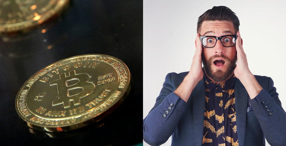 Ny studie: Handeln i bitcoin kan ha varit manipulerad