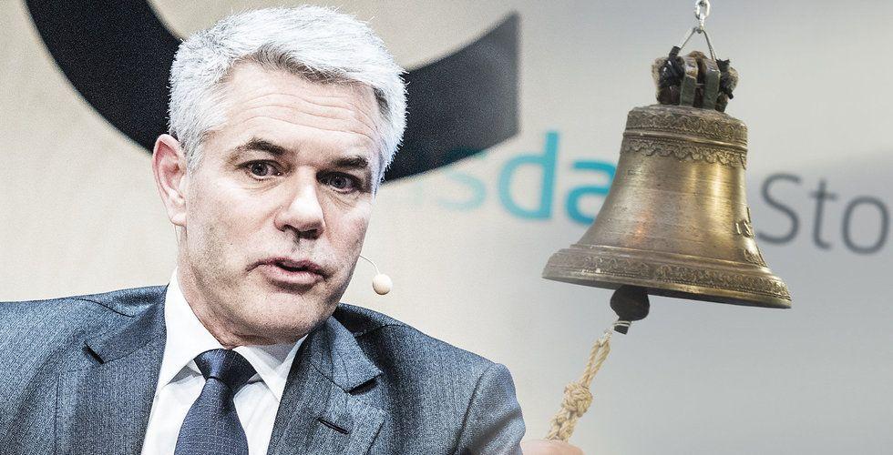 Ola Rollén öppnar för börsen – vill notera investmentbolaget Greenbridge