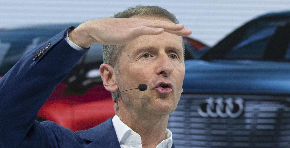 Volkswagens vd: Apple kan utgöra stort hot mot bilbranschen