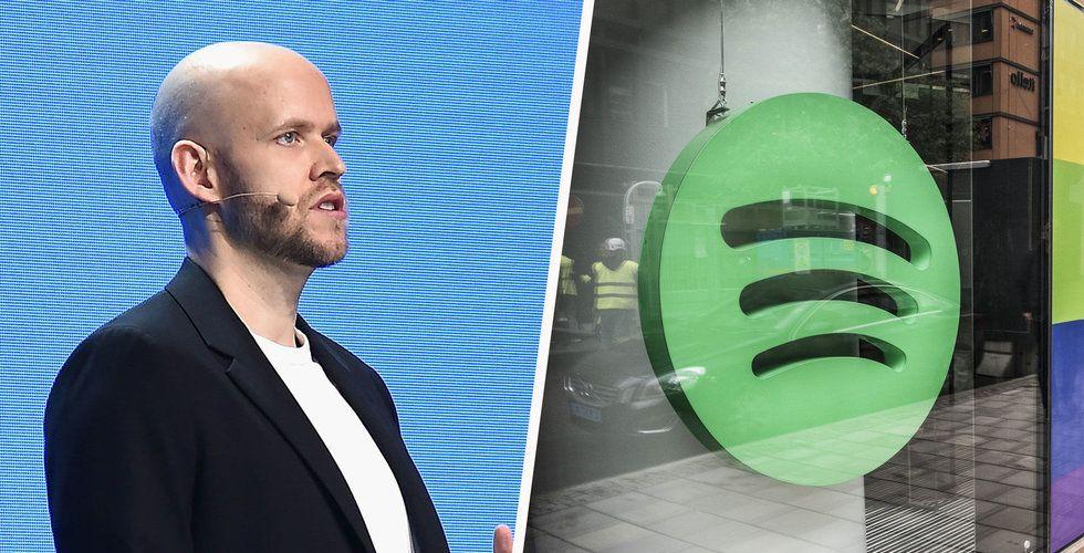 Spotify skickar hem sina anställda – Daniel Ek vill att fler företag agerar