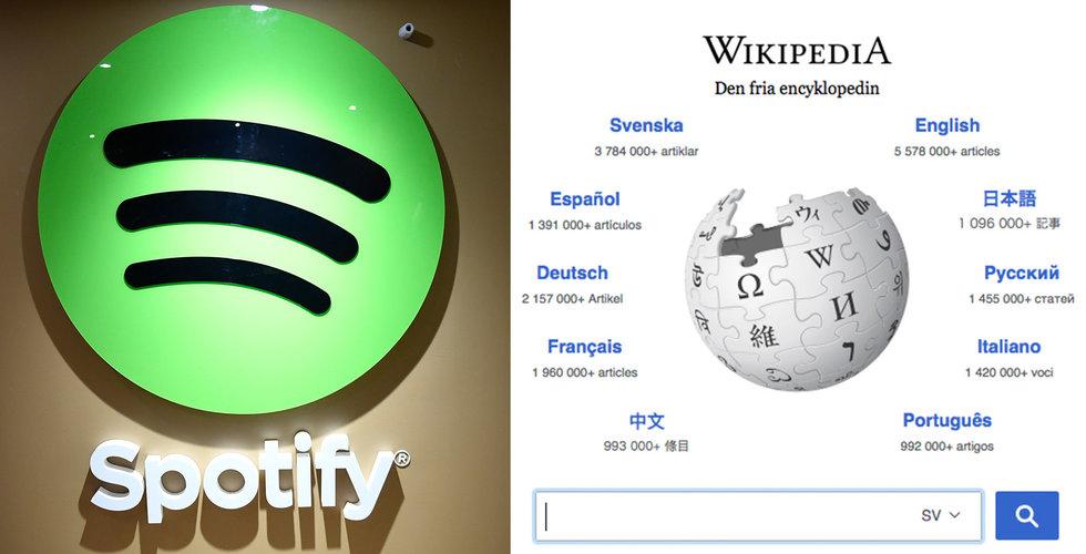 Breakit - Fel på Spotify? Nu kan du själv göra ändringar