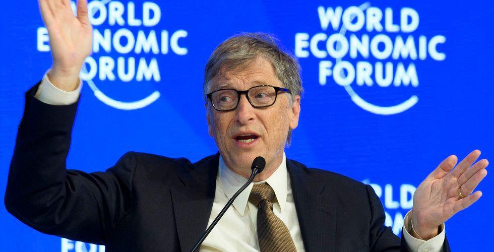 Breakit - Microsoftgrundaren Bill Gates kan bli världens första dollarbiljonär