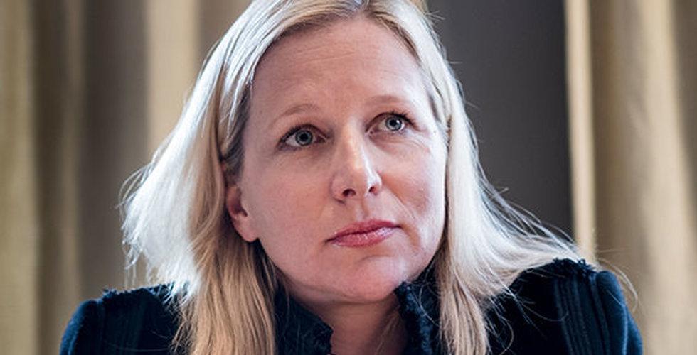 Cristina Stenbeck har sålt i Kinnevik – för 220 miljoner