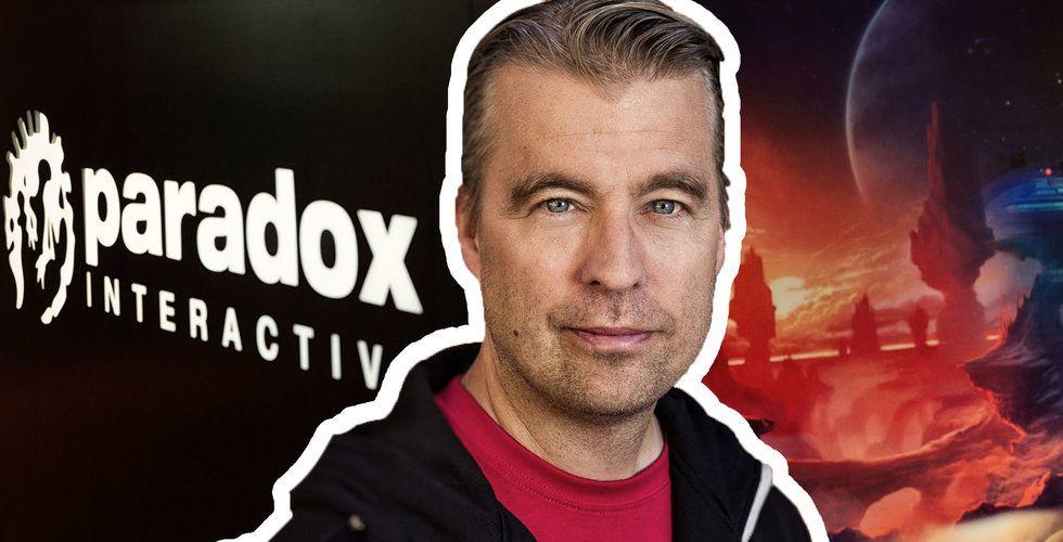 Paradox-aktien faller på börsen efter Westers Twitter-utspel