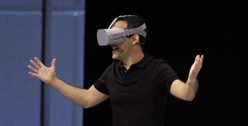 VR-försäljningen dyker – men det finns en ljusglimt