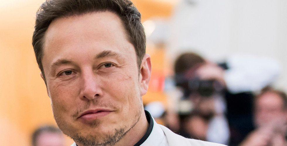 Elon Musk ber om ursäkt för otrevligheter