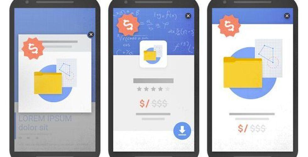 Nu ska Google straffa mobilsajter med störande popupannonser