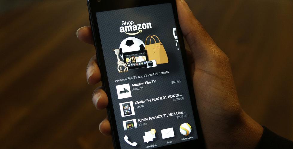 Breakit - Amazon återbetalar upp till 70 miljoner dollar – för app-transaktioner gjorda av barn