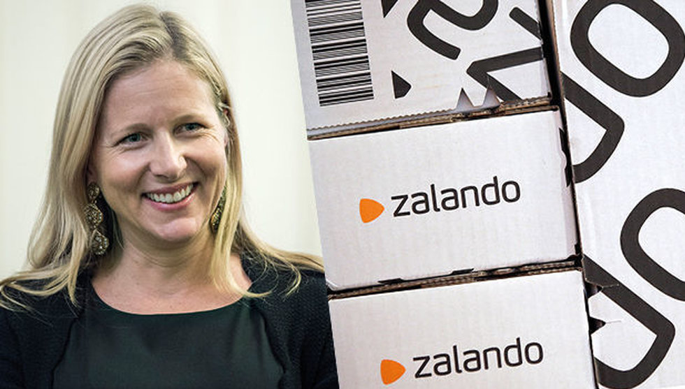 Breakit - Zalando omsatte över 8 miljarder kronor under årets sista kvartal