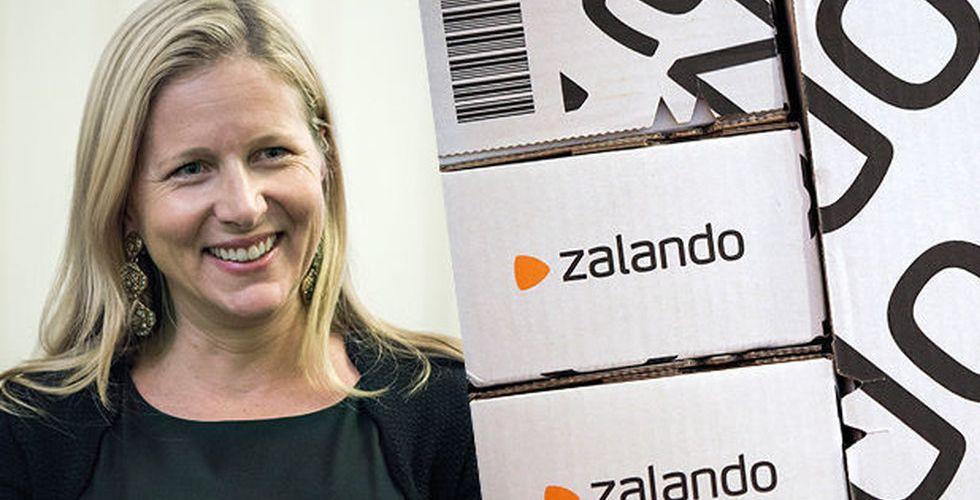 Zalando omsatte över 8 miljarder kronor under årets sista kvartal