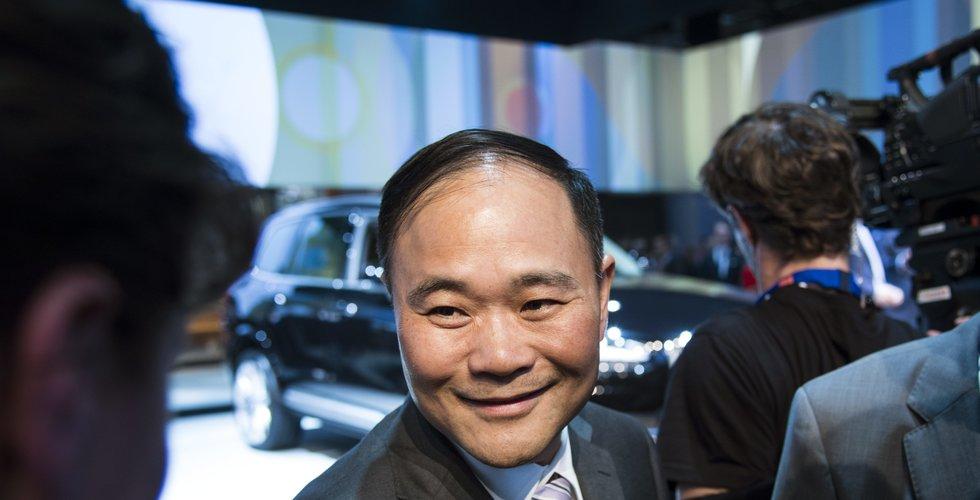 Breakit - Jätteaffären ska få turbofart på Volvos självkörande lastbilar