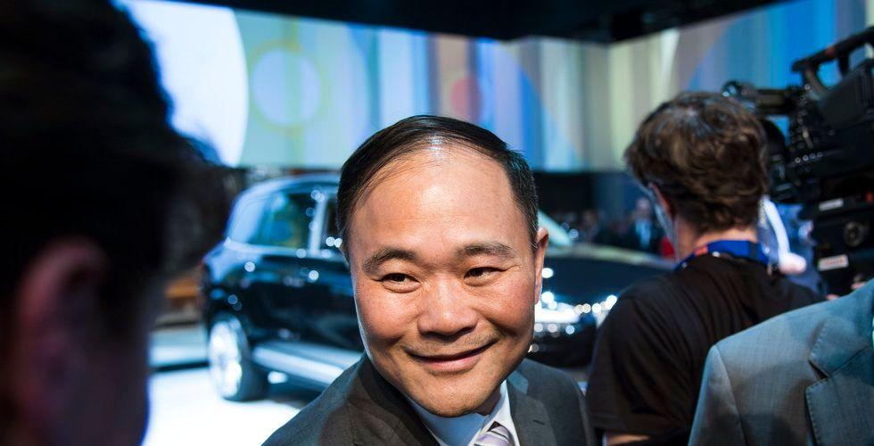 Jätteaffären ska få turbofart på Volvos självkörande lastbilar