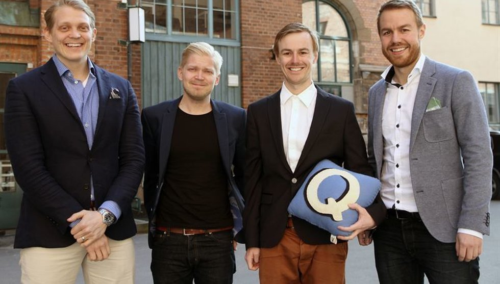Breakit - Svenska bröder gör succé - får 100 000 nya användare per dag