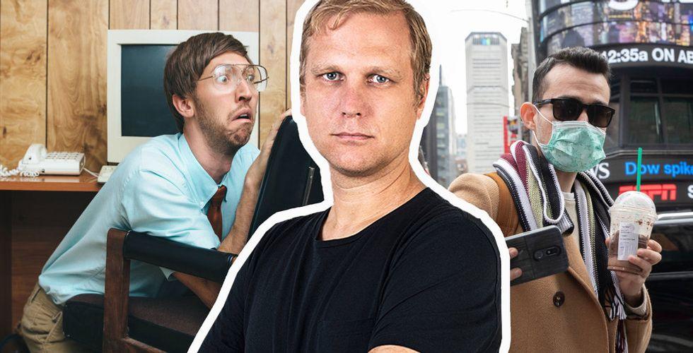 Jag är Sveriges fegaste entreprenör – det kan bli Breakits räddning (hoppas jag)