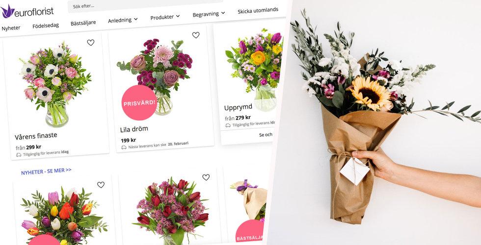 Stort tryck hos de digitala blomjättarna på nätet – men klagomålen strömmar in