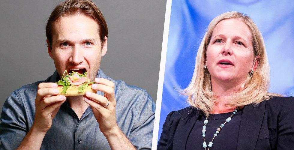 Svenska Delivery Hero-grundaren tar plats i Zalandos styrelse