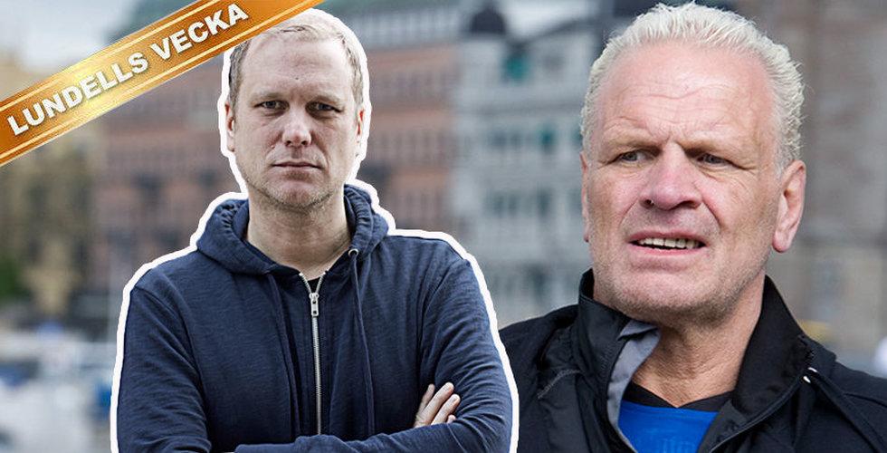Jag fixade en schysst deal åt Frank Andersson – och mig själv