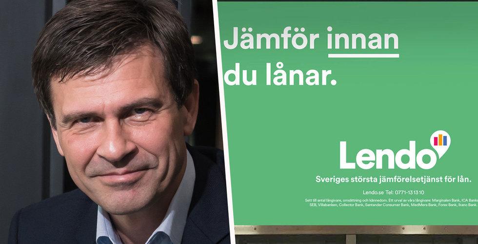 Roar Bjærum blir ny vd för Lendo Group
