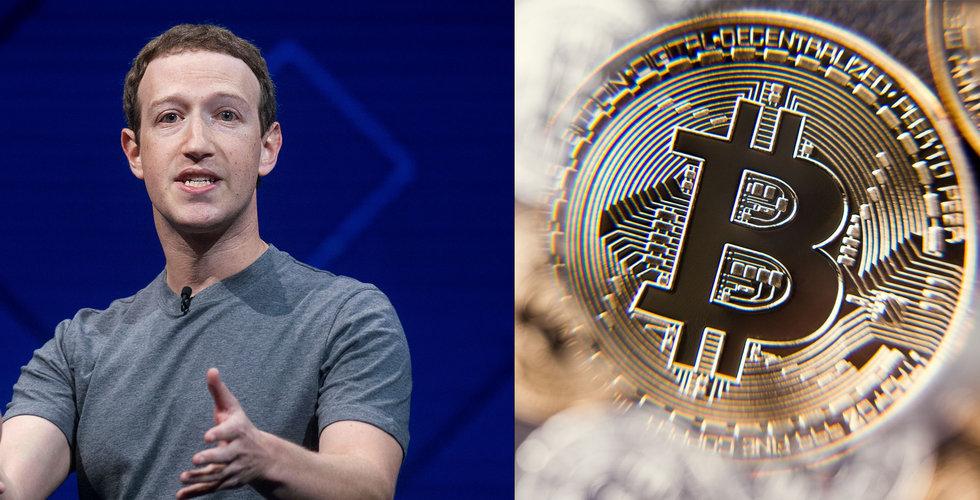 Breakit - Mark Zuckerberg blickar mot kryptovalutor – kan stärka Facebook i Asien