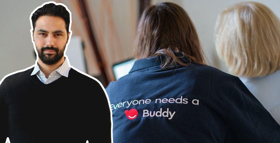 Så kan Techbuddy skala upp snabbt när teknikstrulen hopar sig för hemmajobbarna
