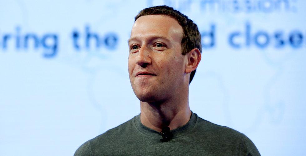 Facebook i publiceringsavtal med stora nyhetstidningar