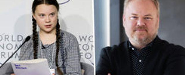 XXL-chefen Per Sigvardsson går på dagen – efter hån mot Greta Thunberg