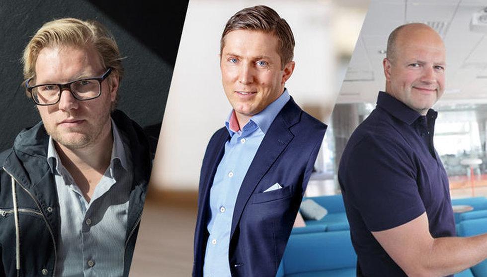Techprofiler som lämnat Ericsson: Krisen är bra för svenska startups
