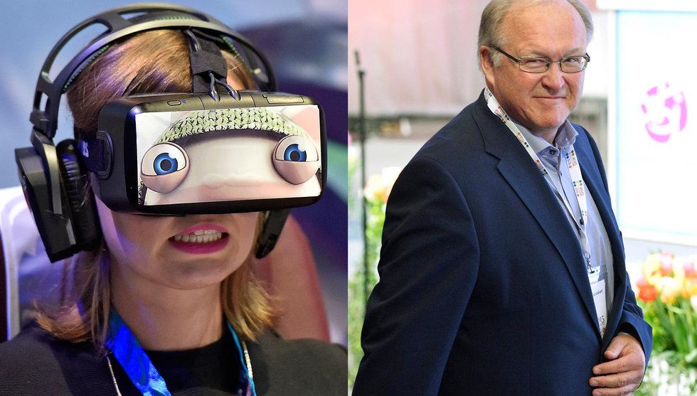 Så ska Göran Perssons VR-bolag revolutionera svenska bovisningar
